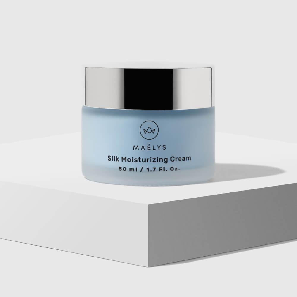 SILK Enriched Face Cream