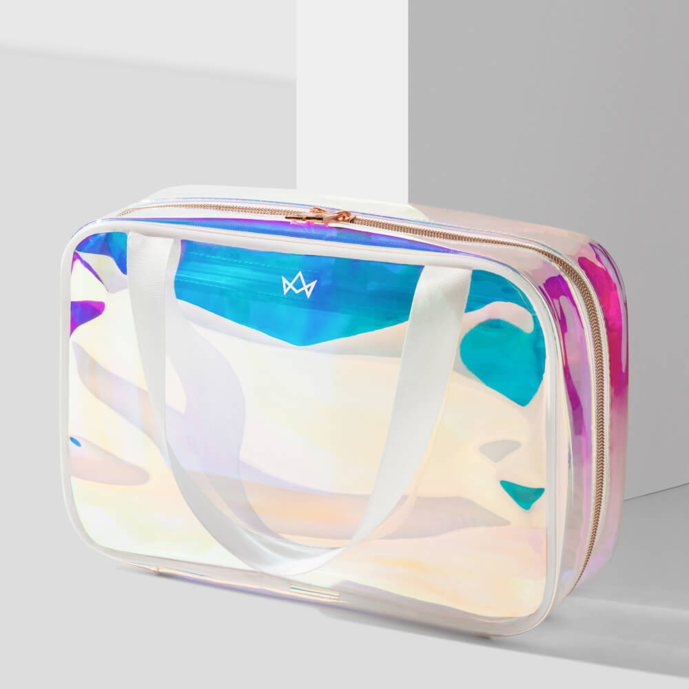 TAKE-ME Holographic Beauty Bag