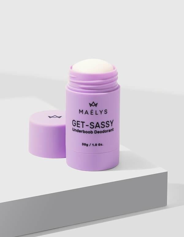 GET-SASSY Underboob Deodorant